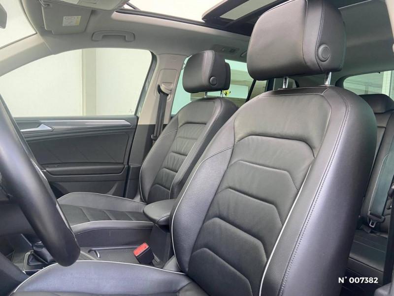 Volkswagen Tiguan 2.0 TDI 150ch Carat DSG7  occasion à Saint-Maur-des-Fossés - photo n°12