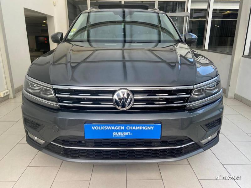 Volkswagen Tiguan 2.0 TDI 150ch Carat DSG7  occasion à Saint-Maur-des-Fossés - photo n°3