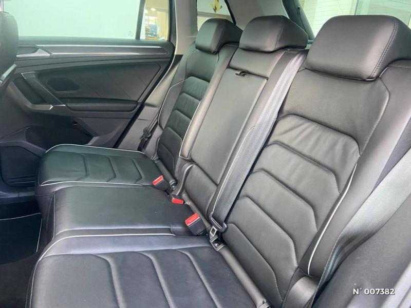 Volkswagen Tiguan 2.0 TDI 150ch Carat DSG7  occasion à Saint-Maur-des-Fossés - photo n°10