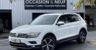 Volkswagen Tiguan 2.0 TDI 150CH CARAT EXCLUSIVE DSG7 EURO6D-T Blanc à GUER 56