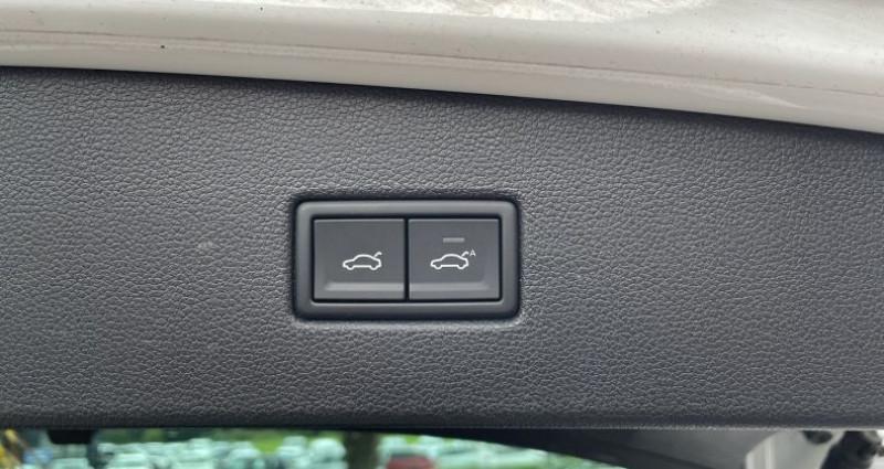 Volkswagen Tiguan 2.0 TDI 150CH CARAT EXCLUSIVE DSG7 EURO6D-T Blanc occasion à GUER - photo n°5