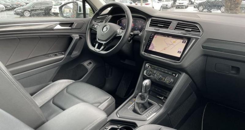Volkswagen Tiguan 2.0 TDI 150CH CARAT EXCLUSIVE DSG7 EURO6D-T Blanc occasion à GUER - photo n°7