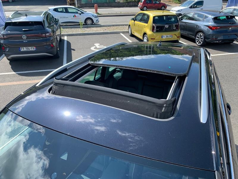 Volkswagen Tiguan 2.0 TDI 150ch Carat Exclusive DSG7 Euro6d-T Noir occasion à Figeac - photo n°5