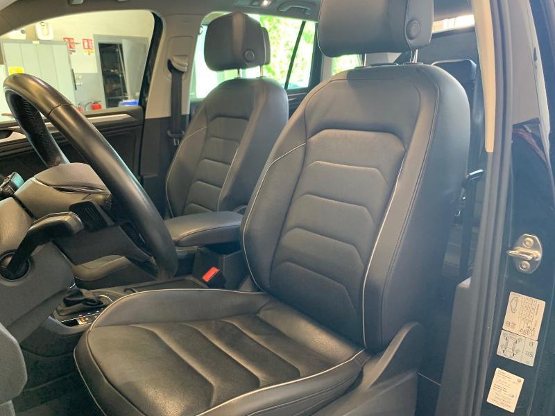 Volkswagen Tiguan 2.0 TDI 150ch Carat Exclusive DSG7 Euro6d-T Noir occasion à Figeac - photo n°7
