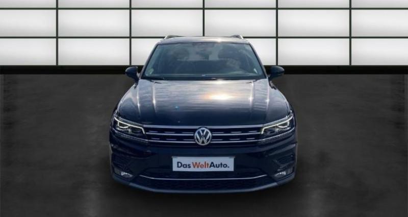 Volkswagen Tiguan 2.0 TDI 150ch Carat Exclusive DSG7 Noir occasion à La Rochelle - photo n°2