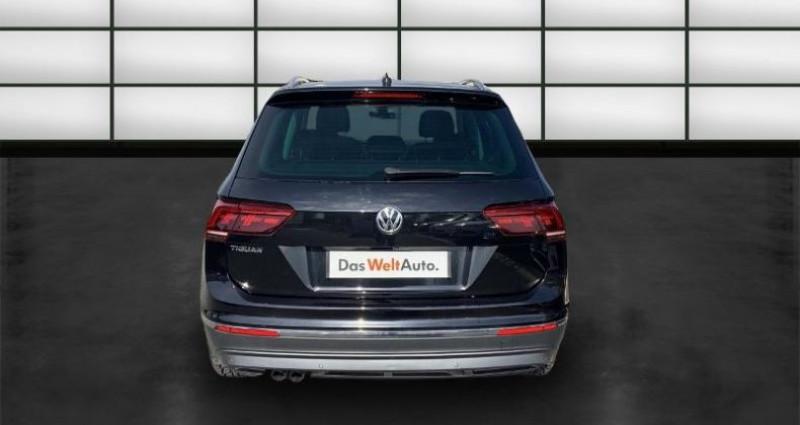 Volkswagen Tiguan 2.0 TDI 150ch Carat Exclusive DSG7 Noir occasion à La Rochelle - photo n°4
