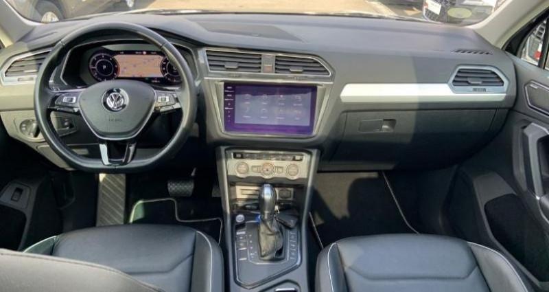 Volkswagen Tiguan 2.0 TDI 150ch Carat Exclusive DSG7 Noir occasion à La Rochelle - photo n°6