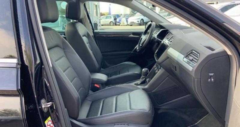 Volkswagen Tiguan 2.0 TDI 150ch Carat Exclusive DSG7 Noir occasion à La Rochelle - photo n°7