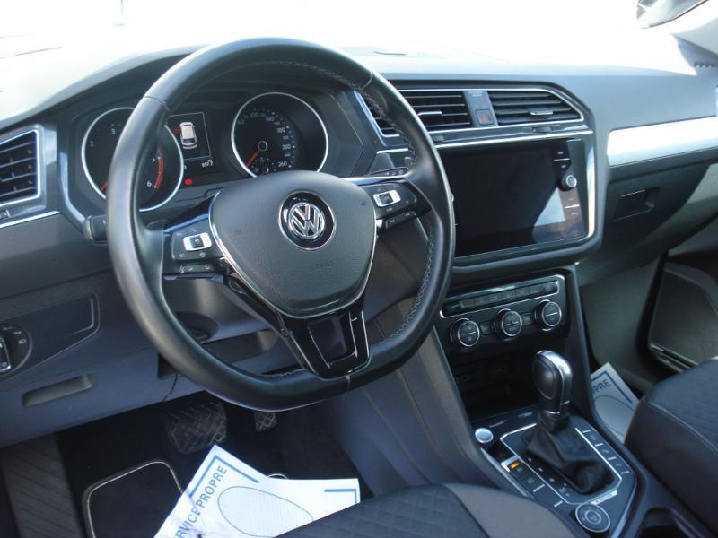 Volkswagen Tiguan 2.0 TDI 150ch Confortline Business 4Motion DSG7 Euro6d-T Blanc occasion à Aurillac - photo n°15