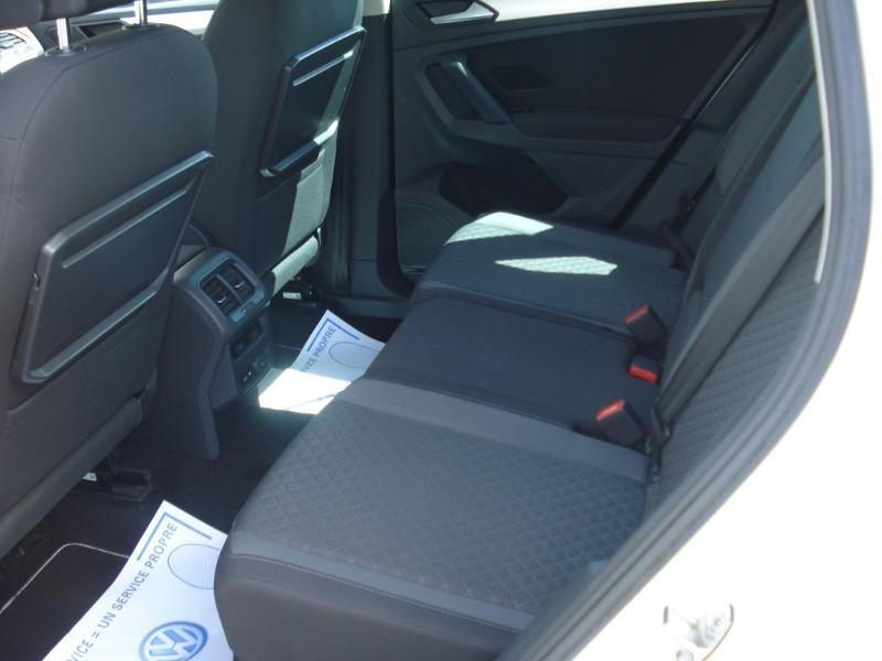 Volkswagen Tiguan 2.0 TDI 150ch Confortline Business 4Motion DSG7 Euro6d-T Blanc occasion à Aurillac - photo n°19