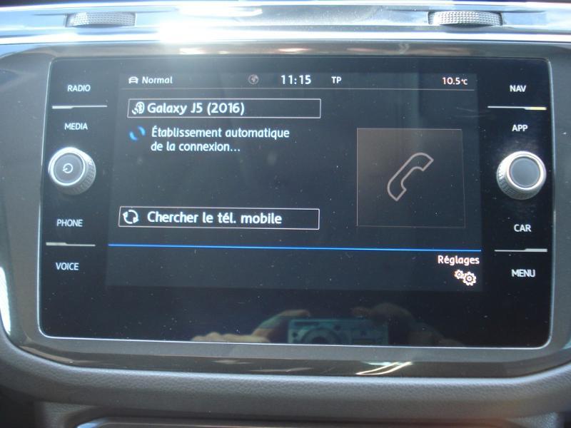 Volkswagen Tiguan 2.0 TDI 150ch Confortline Business 4Motion DSG7 Euro6d-T Blanc occasion à Aurillac - photo n°5