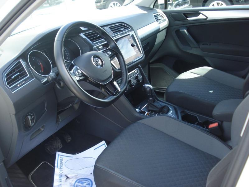Volkswagen Tiguan 2.0 TDI 150ch Confortline Business 4Motion DSG7 Euro6d-T Blanc occasion à Aurillac - photo n°16