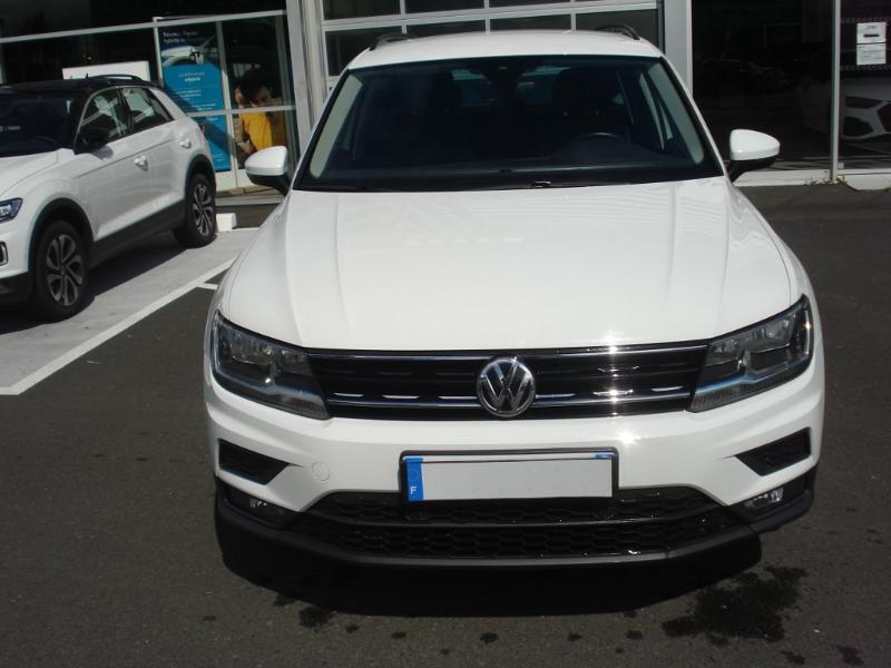 Volkswagen Tiguan 2.0 TDI 150ch Confortline Business 4Motion DSG7 Euro6d-T Blanc occasion à Aurillac - photo n°2