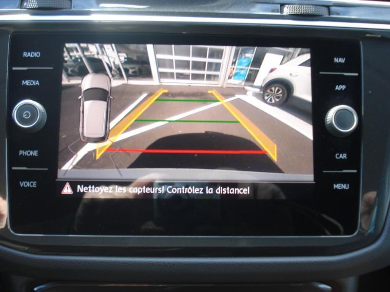 Volkswagen Tiguan 2.0 TDI 150ch Confortline Business 4Motion DSG7 Euro6d-T Blanc occasion à Aurillac - photo n°8