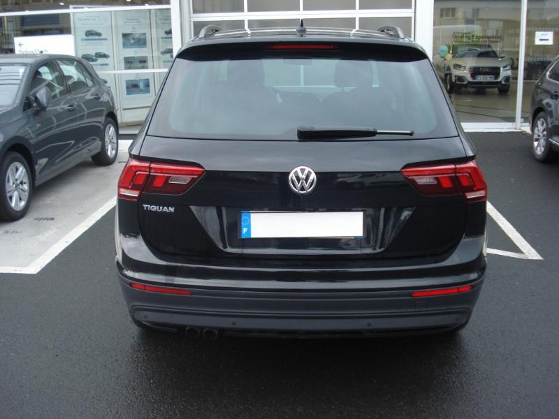 Volkswagen Tiguan 2.0 TDI 150ch Confortline Business Euro6d-T Noir occasion à Aurillac - photo n°20