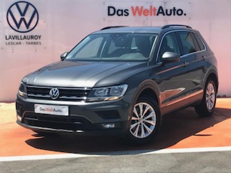 Volkswagen Tiguan 2.0 TDI 150ch Confortline Business Gris occasion à LESCAR