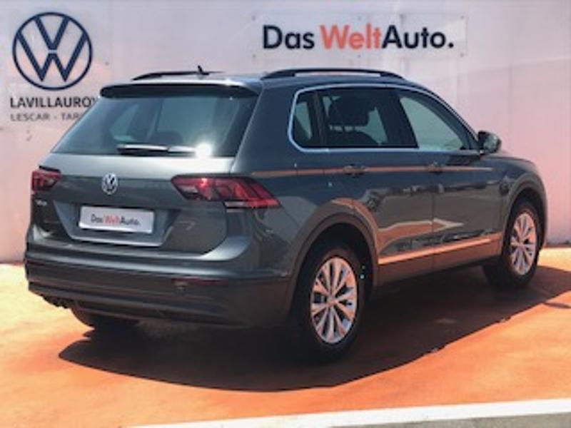 Volkswagen Tiguan 2.0 TDI 150ch Confortline Business Gris occasion à LESCAR - photo n°3