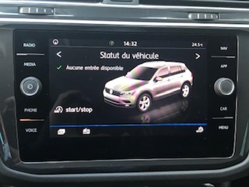 Volkswagen Tiguan 2.0 TDI 150ch Confortline Business Gris occasion à LESCAR - photo n°17