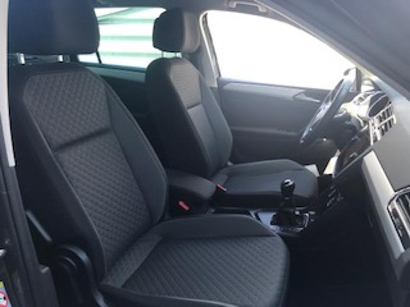 Volkswagen Tiguan 2.0 TDI 150ch Confortline Business Gris occasion à LESCAR - photo n°6
