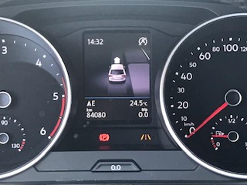 Volkswagen Tiguan 2.0 TDI 150ch Confortline Business Gris occasion à LESCAR - photo n°13