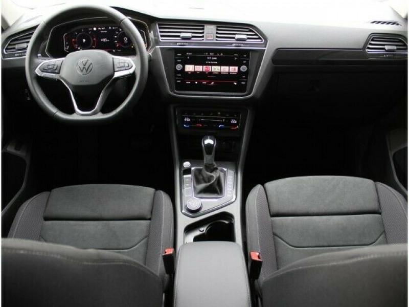 Volkswagen Tiguan 2.0 TDI 150CH ELEGANCE 4MOTION DSG7 Gris occasion à Villenave-d'Ornon - photo n°7
