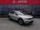 Volkswagen Tiguan 2.0 TDI 150ch IQ.Drive 4Motion DSG7 Euro6d-T Gris à Barberey-Saint-Sulpice 10