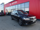 Volkswagen Tiguan 2.0 TDI 150ch IQ.Drive 4Motion DSG7 Euro6d-T Noir à Barberey-Saint-Sulpice 10