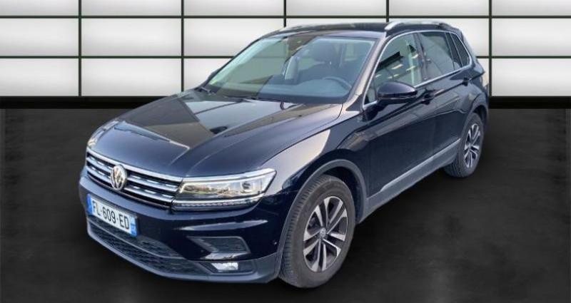 Volkswagen Tiguan 2.0 TDI 150ch IQ.Drive DSG7 Euro6d-T Noir occasion à La Rochelle