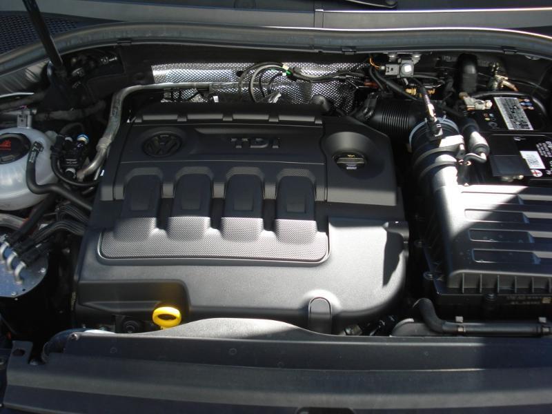 Volkswagen Tiguan 2.0 TDI 150ch IQ.Drive DSG7 Euro6d-T Bleu occasion à Aurillac - photo n°19