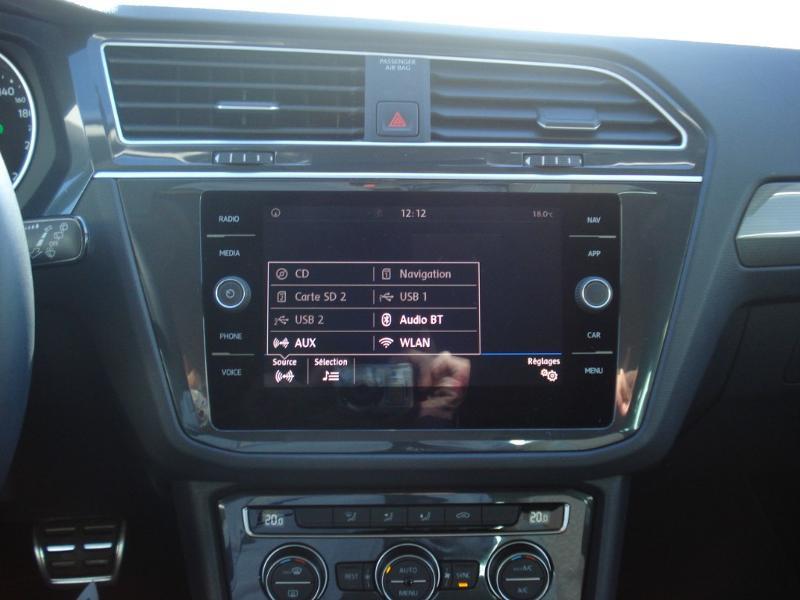 Volkswagen Tiguan 2.0 TDI 150ch IQ.Drive DSG7 Euro6d-T Bleu occasion à Aurillac - photo n°5