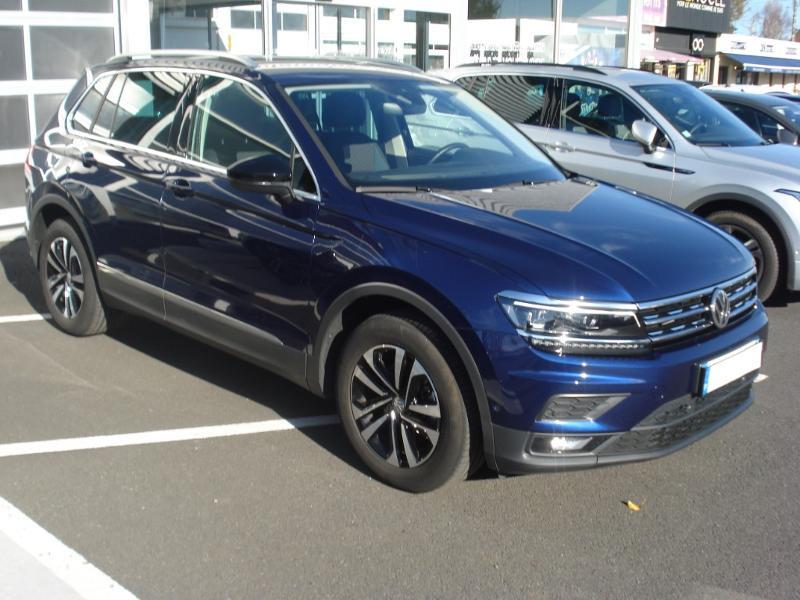 Volkswagen Tiguan 2.0 TDI 150ch IQ.Drive DSG7 Euro6d-T Bleu occasion à Aurillac