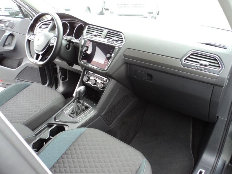 Volkswagen Tiguan 2.0 TDI 150ch IQ.Drive DSG7 Euro6d-T Gris occasion à TARBES  - photo n°12