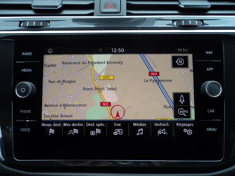 Volkswagen Tiguan 2.0 TDI 150ch IQ.Drive DSG7 Euro6d-T Gris occasion à TARBES  - photo n°20