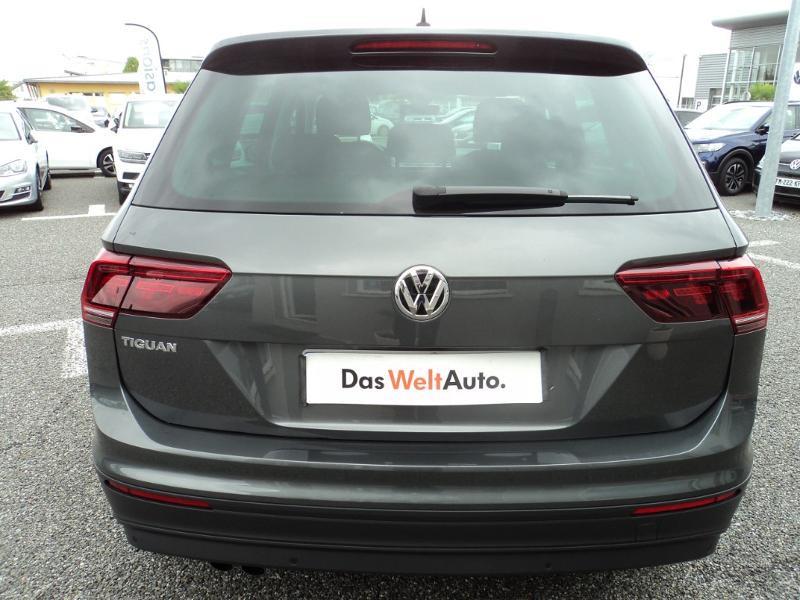 Volkswagen Tiguan 2.0 TDI 150ch IQ.Drive DSG7 Euro6d-T Gris occasion à TARBES  - photo n°5