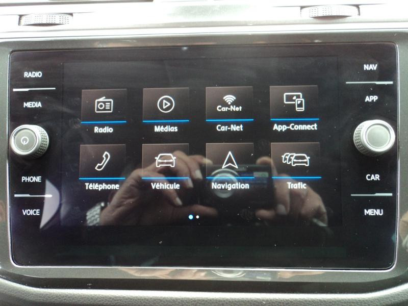 Volkswagen Tiguan 2.0 TDI 150ch IQ.Drive DSG7 Euro6d-T Gris occasion à TARBES  - photo n°18