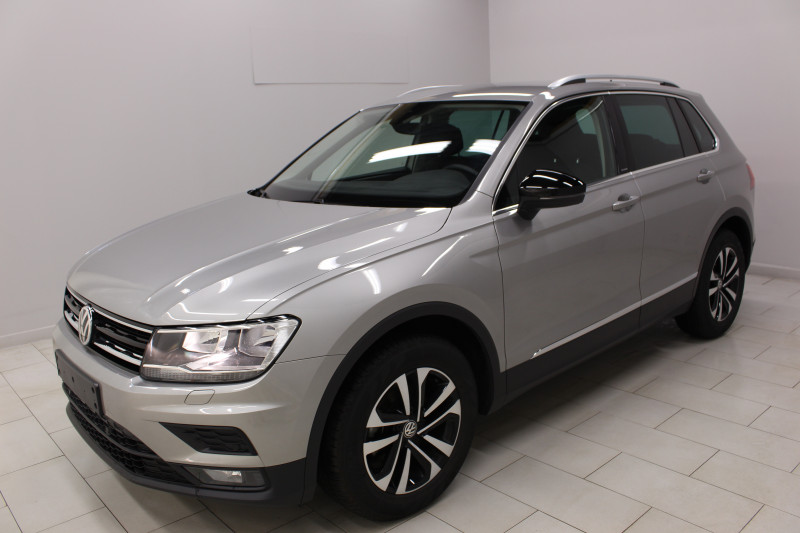 Volkswagen Tiguan 2.0 TDI 150CH IQ.DRIVE EURO6D-T + ATTELAGE + GARANTIE 5 ANS Gris occasion à Mérignac