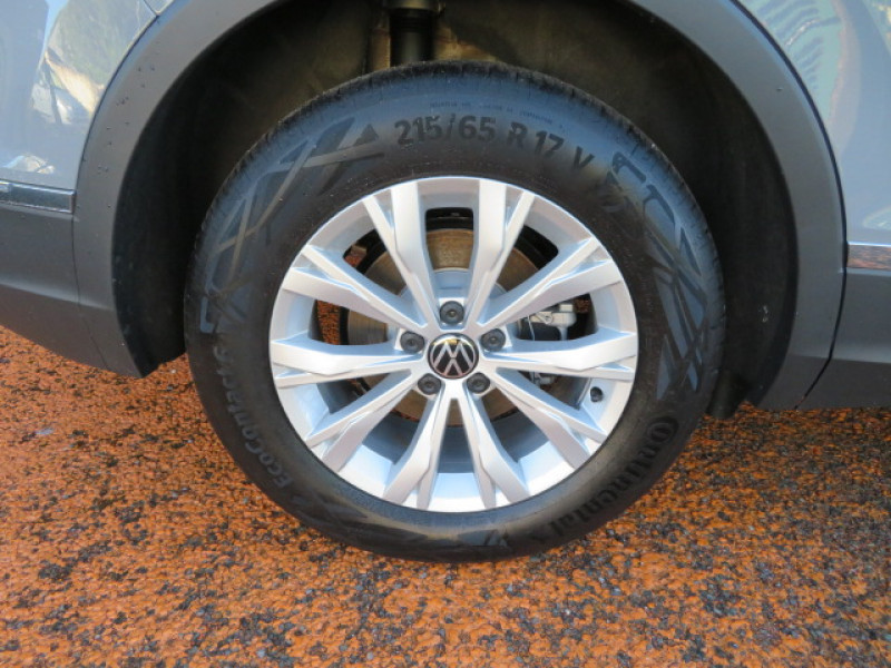 Volkswagen Tiguan 2.0 TDI 150CH LIFE DSG7 Gris occasion à Lormont - photo n°4