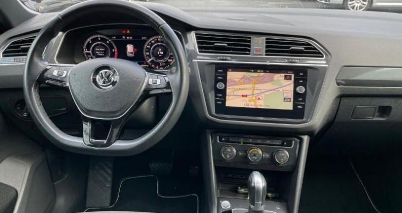 Volkswagen Tiguan 2.0 TDI 150ch Match DSG7 Euro6d-T Noir occasion à La Rochelle - photo n°6