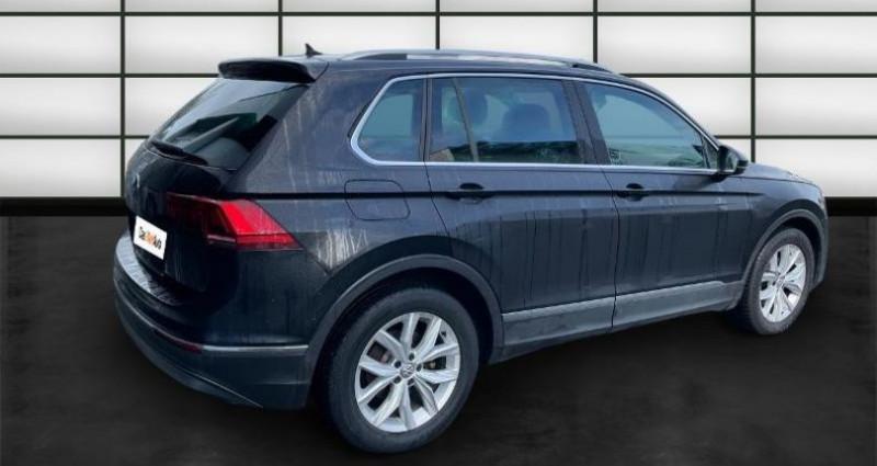 Volkswagen Tiguan 2.0 TDI 150ch Match DSG7 Euro6d-T Noir occasion à La Rochelle - photo n°5