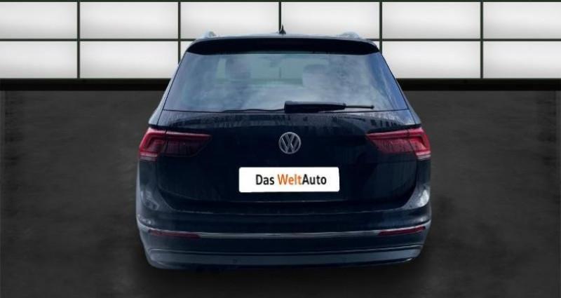 Volkswagen Tiguan 2.0 TDI 150ch Match DSG7 Euro6d-T Noir occasion à La Rochelle - photo n°4
