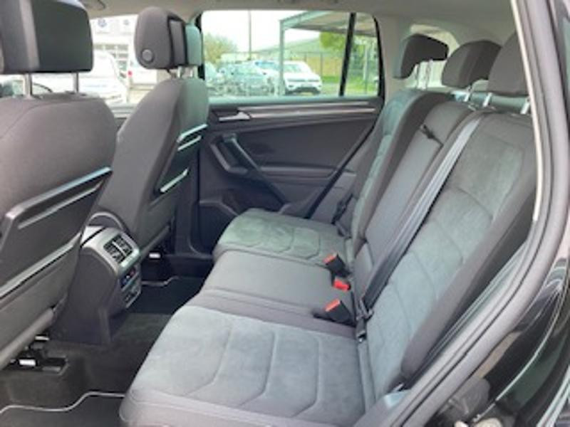 Volkswagen Tiguan 2.0 TDI 150ch Match DSG7 Euro6d-T Noir occasion à TARBES  - photo n°17