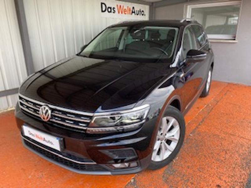 Volkswagen Tiguan 2.0 TDI 150ch Match DSG7 Euro6d-T Noir occasion à TARBES