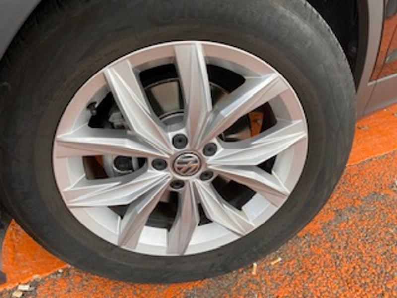 Volkswagen Tiguan 2.0 TDI 150ch Match DSG7 Euro6d-T Noir occasion à TARBES  - photo n°5