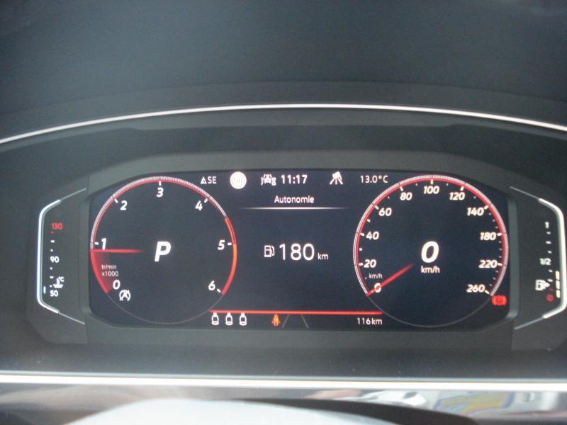 Volkswagen Tiguan 2.0 TDI 150ch R-Line 4Motion DSG7 Argent occasion à Aurillac - photo n°11
