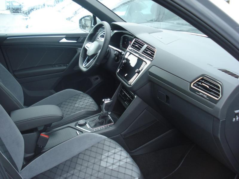 Volkswagen Tiguan 2.0 TDI 150ch R-Line 4Motion DSG7 Argent occasion à Aurillac - photo n°18