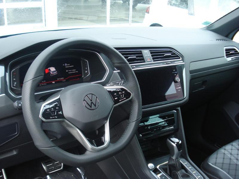 Volkswagen Tiguan 2.0 TDI 150ch R-Line 4Motion DSG7 Argent occasion à Aurillac - photo n°16
