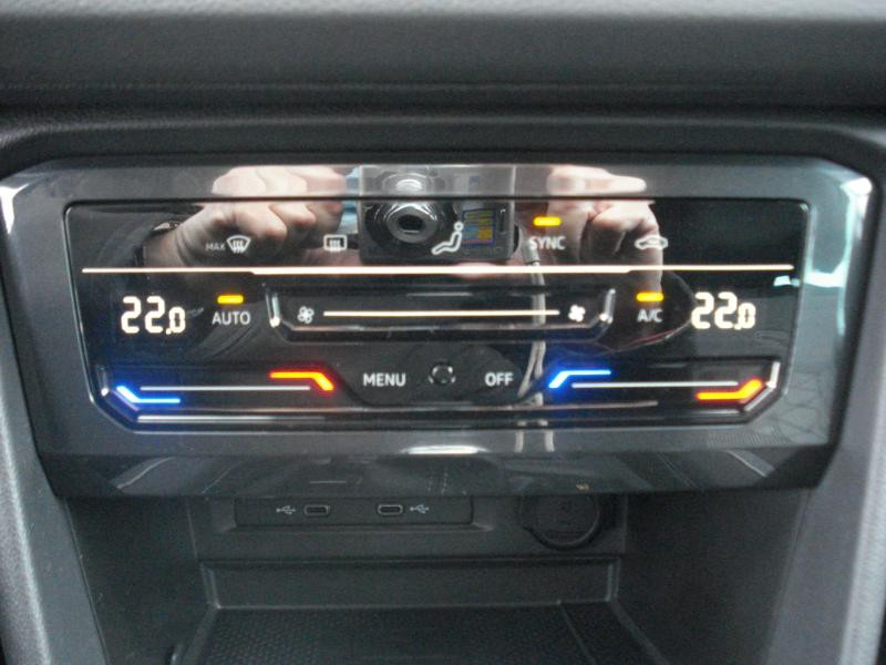 Volkswagen Tiguan 2.0 TDI 150ch R-Line 4Motion DSG7 Argent occasion à Aurillac - photo n°10