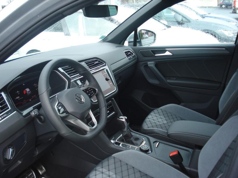 Volkswagen Tiguan 2.0 TDI 150ch R-Line 4Motion DSG7 Argent occasion à Aurillac - photo n°17