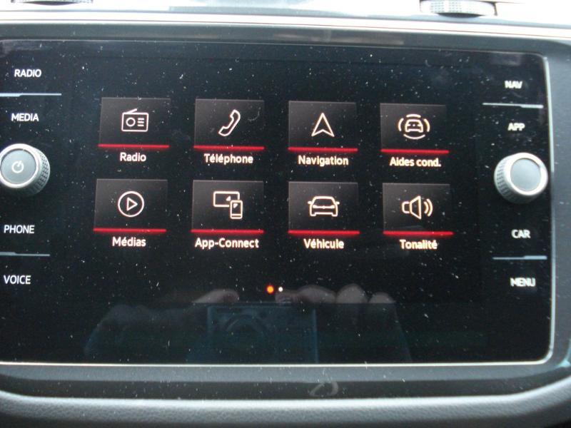 Volkswagen Tiguan 2.0 TDI 150ch R-Line 4Motion DSG7 Argent occasion à Aurillac - photo n°9