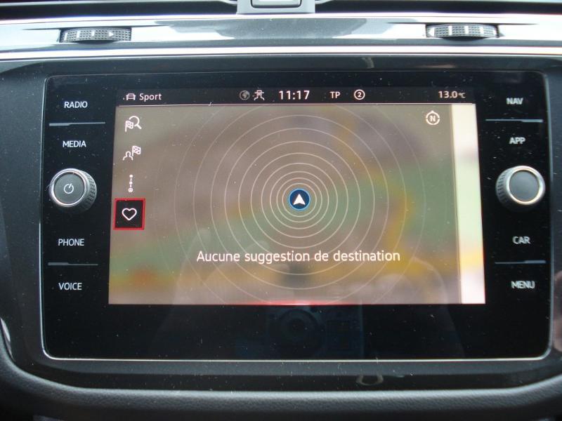 Volkswagen Tiguan 2.0 TDI 150ch R-Line 4Motion DSG7 Argent occasion à Aurillac - photo n°6